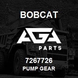 7267726 Bobcat PUMP GEAR | AGA Parts