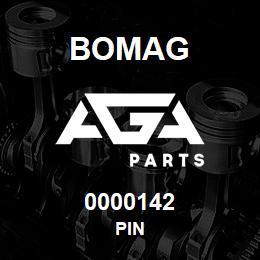 0000142 Bomag Pin | AGA Parts