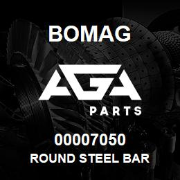 00007050 Bomag Round steel bar | AGA Parts