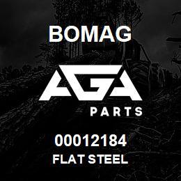 00012184 Bomag Flat steel   AGA Parts