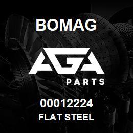 00012224 Bomag Flat steel | AGA Parts