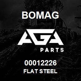 00012226 Bomag Flat steel | AGA Parts