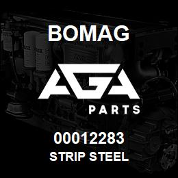 00012283 Bomag Strip steel | AGA Parts