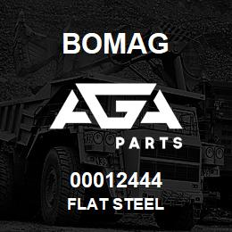 00012444 Bomag Flat steel | AGA Parts