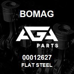 00012627 Bomag Flat steel | AGA Parts