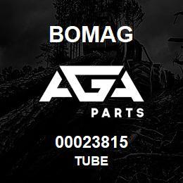 00023815 Bomag Tube | AGA Parts