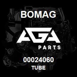 00024060 Bomag Tube | AGA Parts