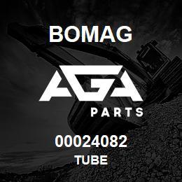 00024082 Bomag Tube | AGA Parts