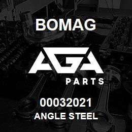 00032021 Bomag Angle steel | AGA Parts