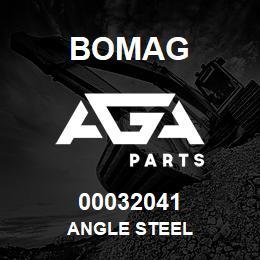 00032041 Bomag Angle steel | AGA Parts