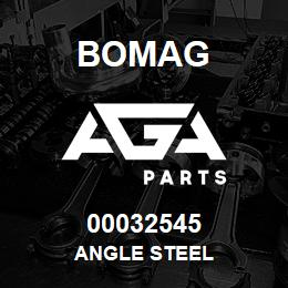 00032545 Bomag Angle steel | AGA Parts