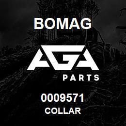 0009571 Bomag Collar | AGA Parts