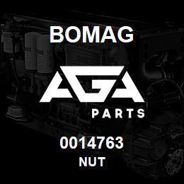 0014763 Bomag Nut | AGA Parts