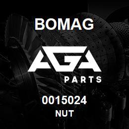 0015024 Bomag Nut | AGA Parts