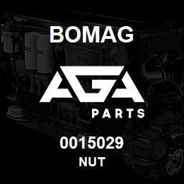 0015029 Bomag Nut   AGA Parts