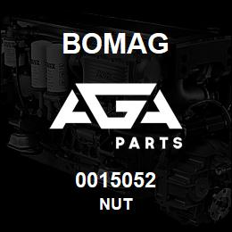 0015052 Bomag Nut | AGA Parts