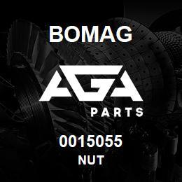 0015055 Bomag Nut | AGA Parts