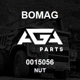 0015056 Bomag Nut | AGA Parts