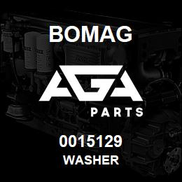 0015129 Bomag Washer | AGA Parts