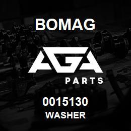 0015130 Bomag Washer | AGA Parts