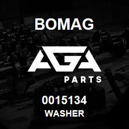 0015134 Bomag Washer | AGA Parts