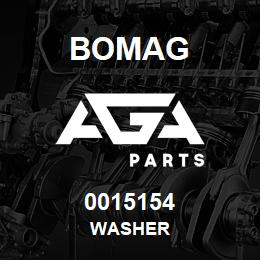 0015154 Bomag Washer | AGA Parts