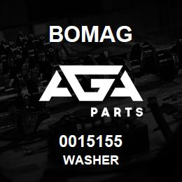 0015155 Bomag Washer | AGA Parts