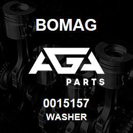 0015157 Bomag Washer | AGA Parts