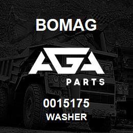0015175 Bomag Washer | AGA Parts