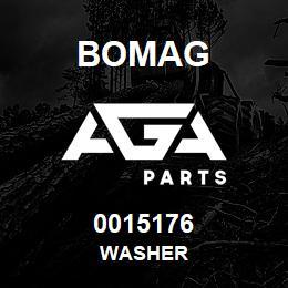 0015176 Bomag Washer   AGA Parts