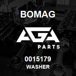 0015179 Bomag Washer | AGA Parts