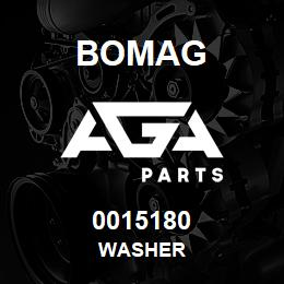 0015180 Bomag Washer | AGA Parts