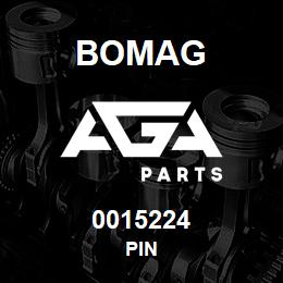 0015224 Bomag Pin | AGA Parts