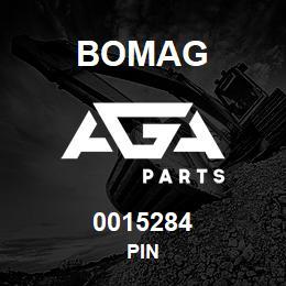 0015284 Bomag Pin | AGA Parts