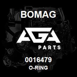 0016479 Bomag O-ring | AGA Parts