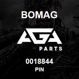 0018844 Bomag Pin | AGA Parts