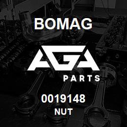 0019148 Bomag Nut | AGA Parts