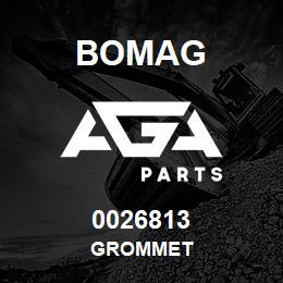 0026813 Bomag Grommet   AGA Parts