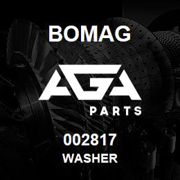 002817 Bomag Washer | AGA Parts