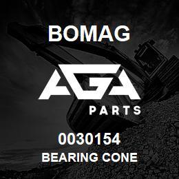 0030154 Bomag Bearing cone | AGA Parts