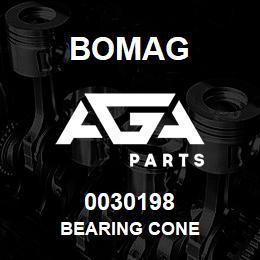 0030198 Bomag Bearing cone | AGA Parts