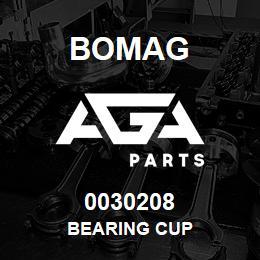 0030208 Bomag Bearing cup | AGA Parts