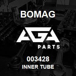 003428 Bomag Inner tube | AGA Parts