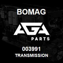 003991 Bomag Transmission   AGA Parts