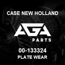 00-133324 Case New Holland PLATE WEAR | AGA Parts