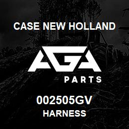 002505GV CNH Industrial HARNESS | AGA Parts