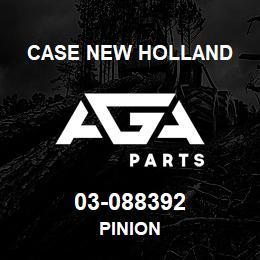 03-088392 Case New Holland PINION | AGA Parts