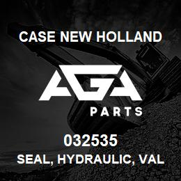 032535 Case New Holland SEAL, HYDRAULIC, VALVE, STEERING | AGA Parts