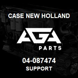 04-087474 Case New Holland SUPPORT | AGA Parts