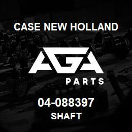 04-088397 Case New Holland SHAFT | AGA Parts